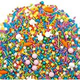 Easter Sprinkles - 50% OFF TODAY! | Funny Bunny Sprinklefetti | Gorgeous Sprinkle Blends for Every Occassion | GLUTEN FREE. NUT FREE. DAIRY FREE.
