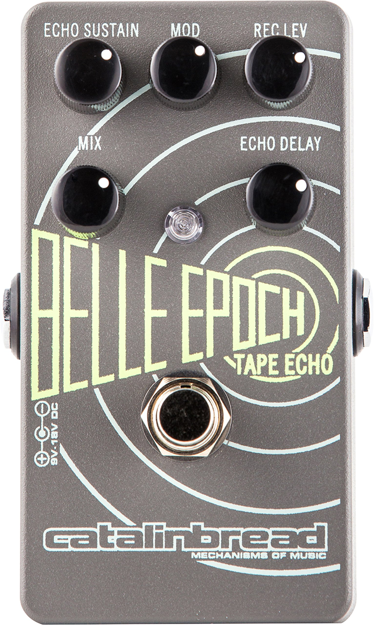 Belle Epoch EP-3 Tape Echo Guitar Effects Pedal