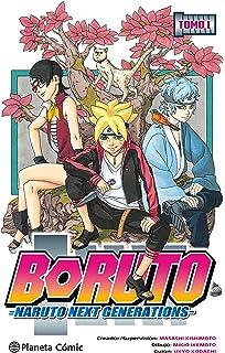Boruto nº 04: Naruto Next Generations: 245 Manga Shonen ...