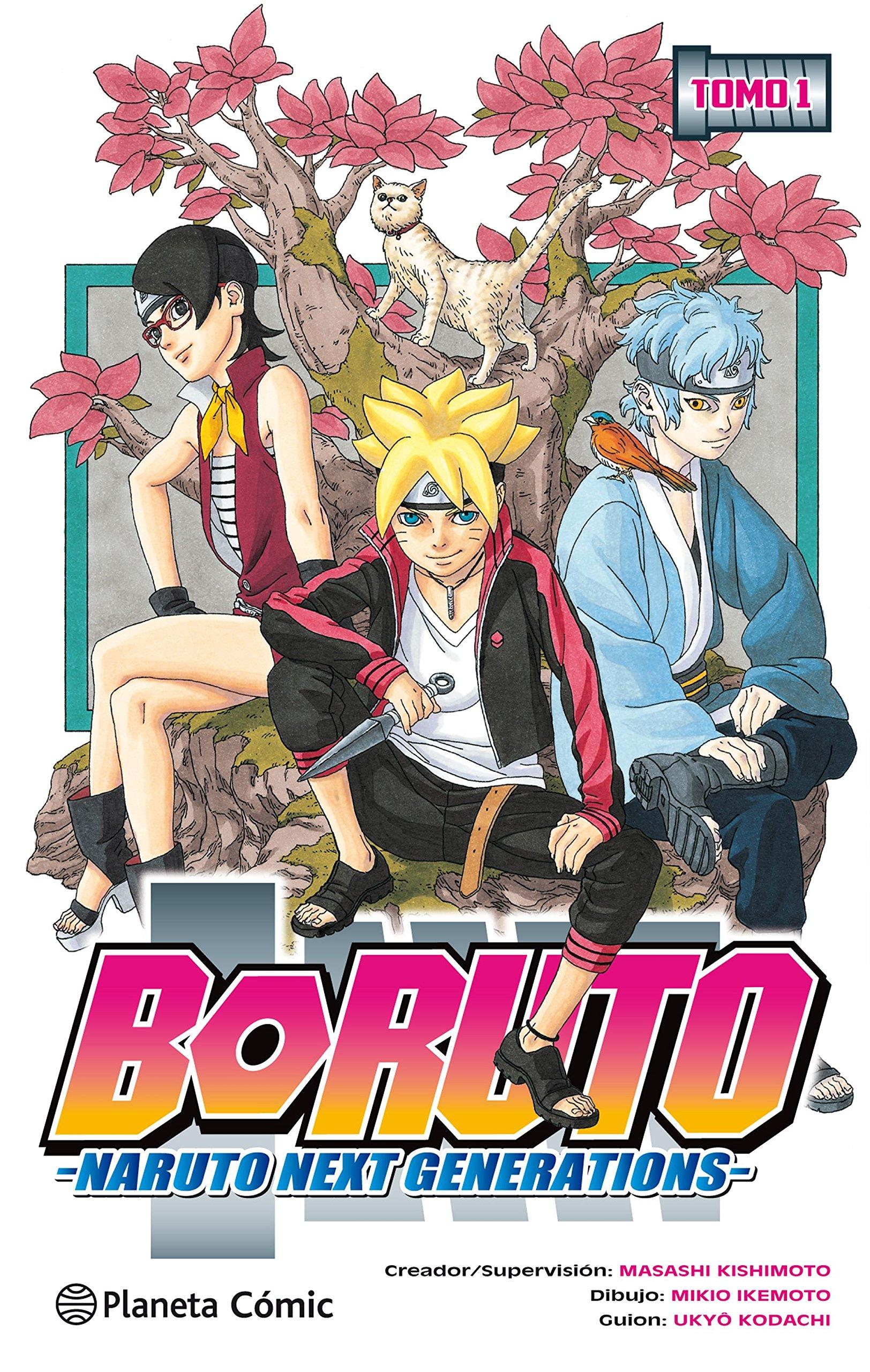 Boruto 1, Naruto next generations: Masashi Kishimoto ...