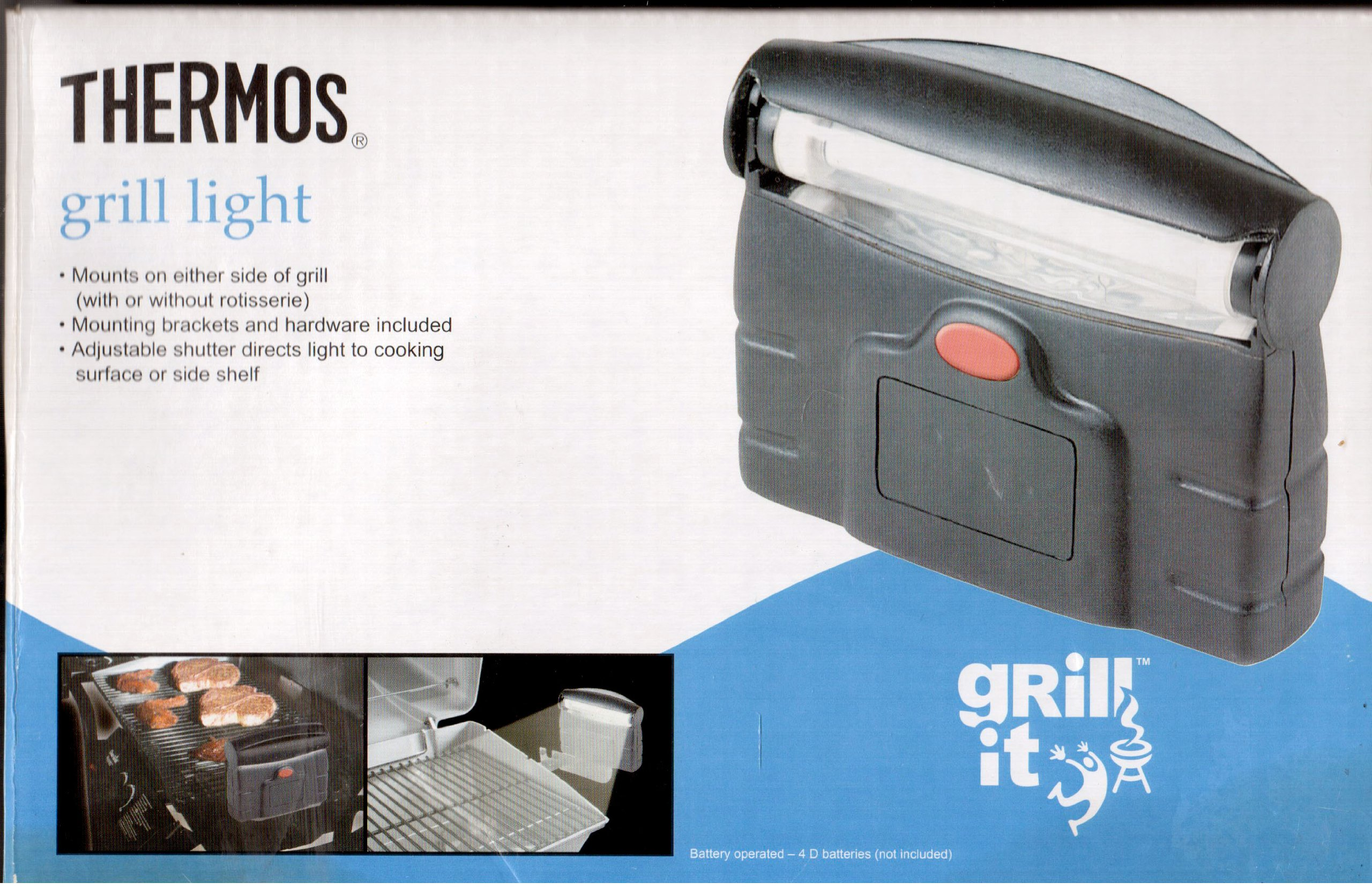 Thermos Grill Light