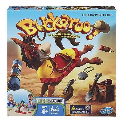 Hasbro Buckaroo nueva versión del juego para el 2015: Juguetes y juegos