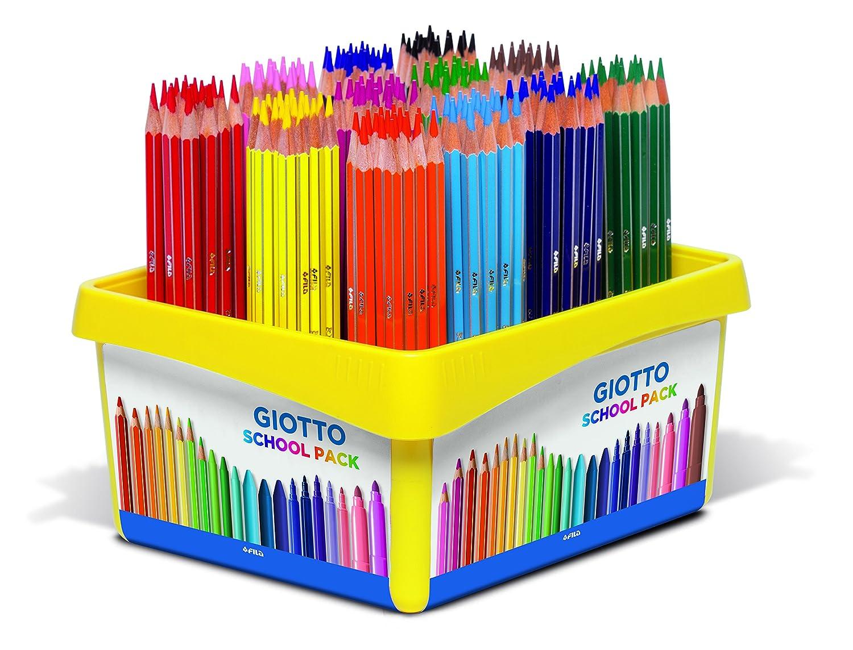 Giotto 5234 00 - 192 Stilnovo-clasificaba cuadro de colores escuela , Modelos/colores Surtidos, 1 Unidad