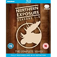 Northern Exposure The Complete Series [Blu-ray] Region B