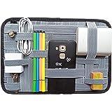 LZVTO PC周辺・携帯周辺 ガジェット&デジモノアクセサリ固定ツール バックインバック 旅行 出張用 トラベル用 カバン 整理 収納ケース インナーバッグ