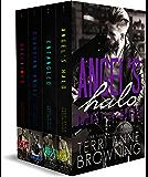 Angel's Halo MC 1-4 Boxset (Angel's Halo MC Box Set)