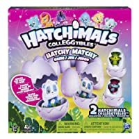 HATCHIMALS Card Game Hatchy Matchy