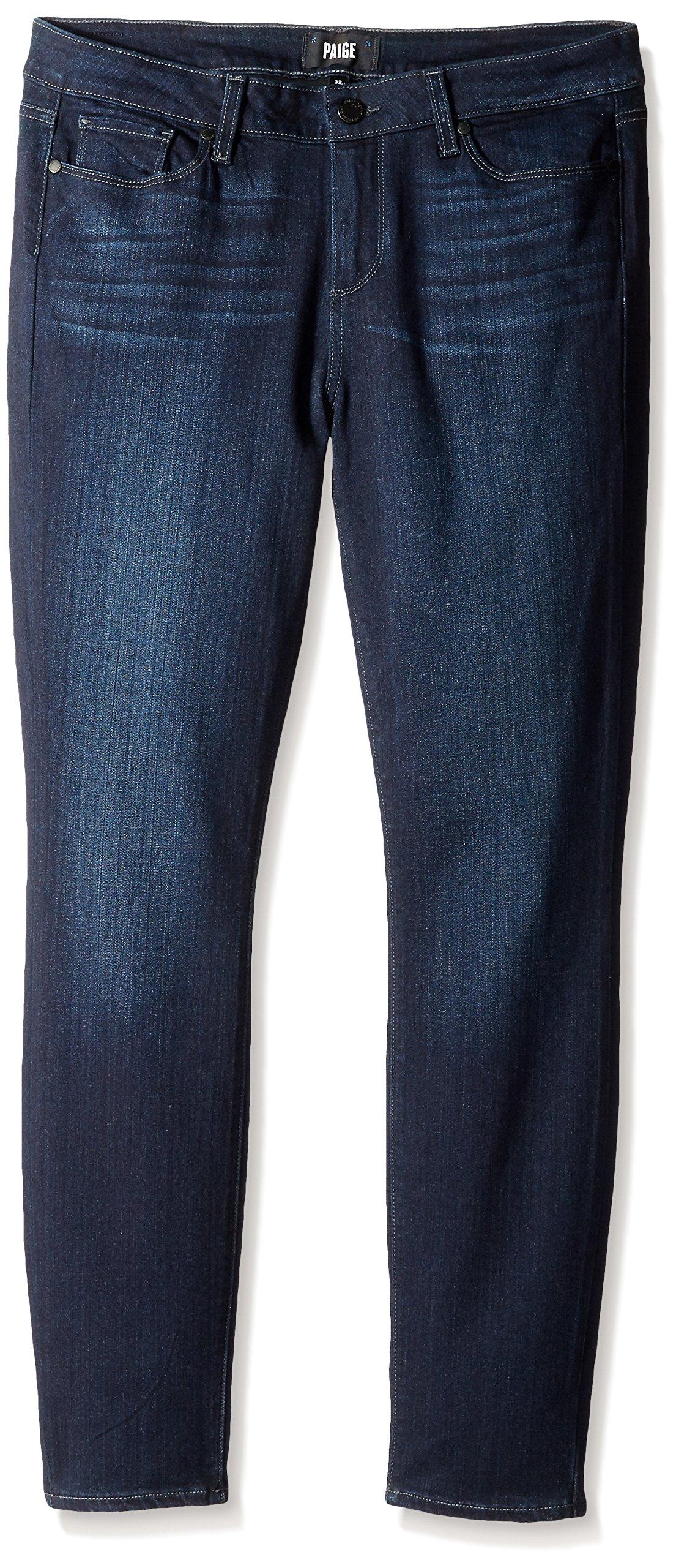 PAIGE Women's Verdugo Ankle Jeans, Barnette, 25