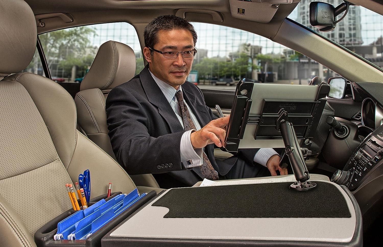 AESGrip-01Elite GripMaster Car Desk with 200W Power Inverter AUE72000 AutoExec