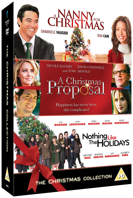Christmas Collection [DVD]: Amazon.co.uk: Emmanuelle Vaugier ...