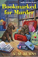 Bookmarked for Murder (Mystery Bookshop Book 5) Kindle Edition