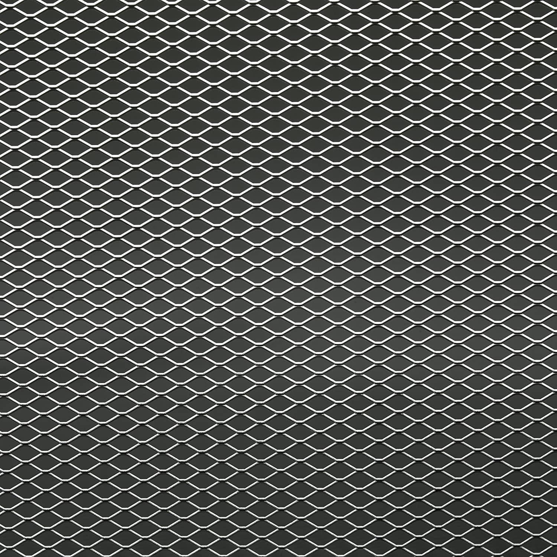 AUTOSTYLE TG1200 Racemesh, Aluminium 125 x 25 cm/Diamond 11 x 5 mm