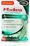 Plackers Dental Flossers Micro Mint - 90 Count (Pack of 2, Total 180)