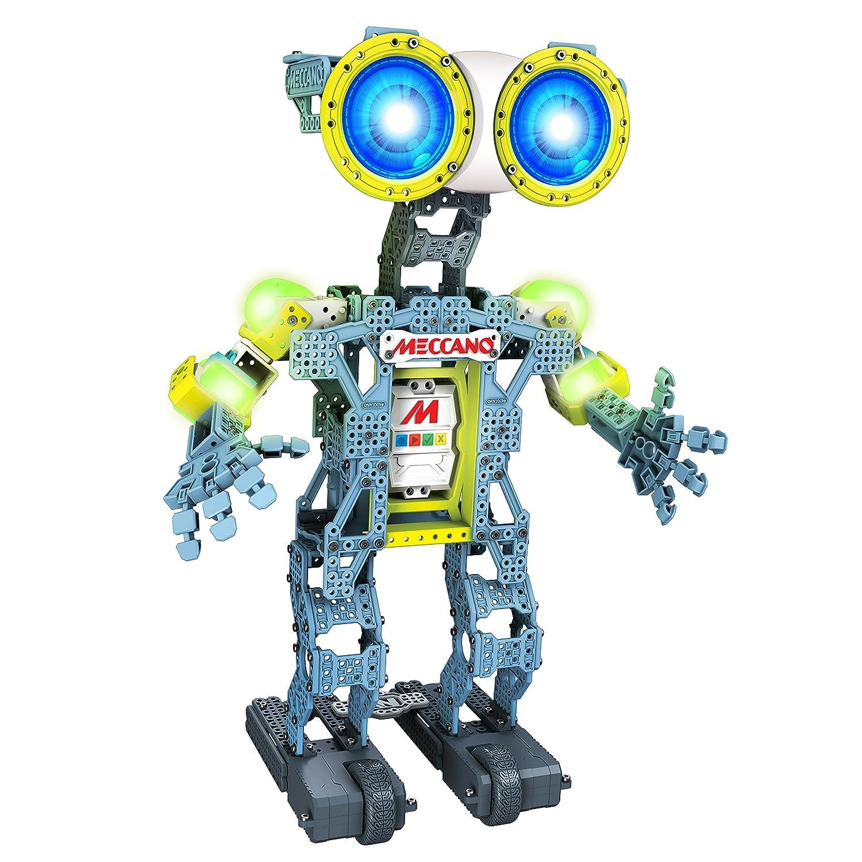 Meccano Mec Meccadroid G15 Robot Idioma Espa Ol Meccano Amazon  # Miva Diseno Muebles