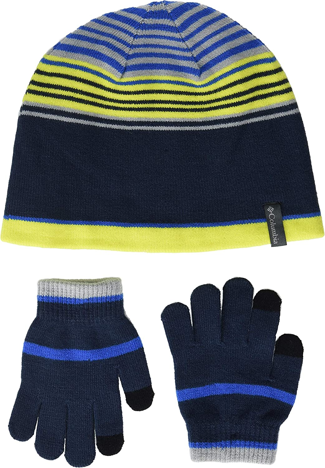 Columbia Youth Hat and G Guantes Ni/ños