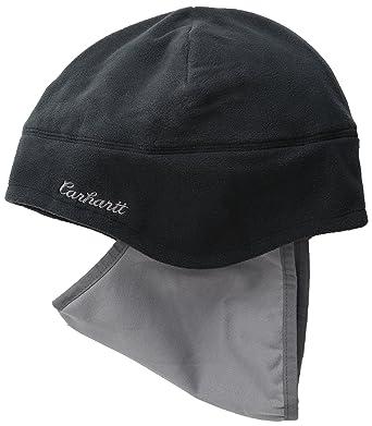 Carhartt Women s Gretna Fleece 2 in 1 Hat and Face Mask 557cc2a17d9