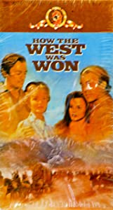 How the West Was Won [VHS]
