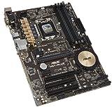 ASUSTeK Intel H97搭載 マザーボード LGA1150対応 H97-PLUS 【ATX】
