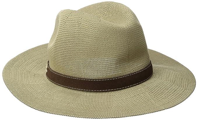 Amazon.com: San Diego sombrero Company Mujer Fedora de punto ...