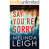 Say You're Sorry (Morgan Dane Book 1) (English Edition)