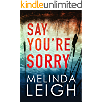 Say You're Sorry (Morgan Dane Book 1) book cover