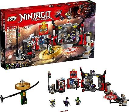 Amazon.com: Kit de construcción de LEGO Ninjago ...