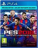 Pro Evolution Soccer 2018 Premium - Day-one - PlayStation 4