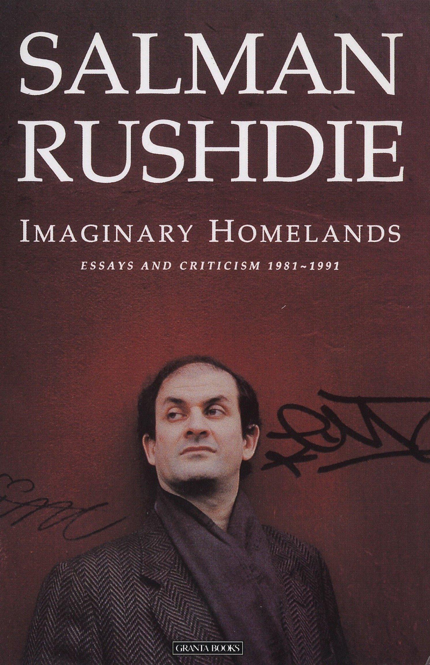 imaginary homelands prezi