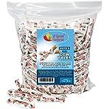 Goetze's Cow Tales Candy Bulk - Cow Tails Mini Vanilla, 3 LB Party Bag Family Size