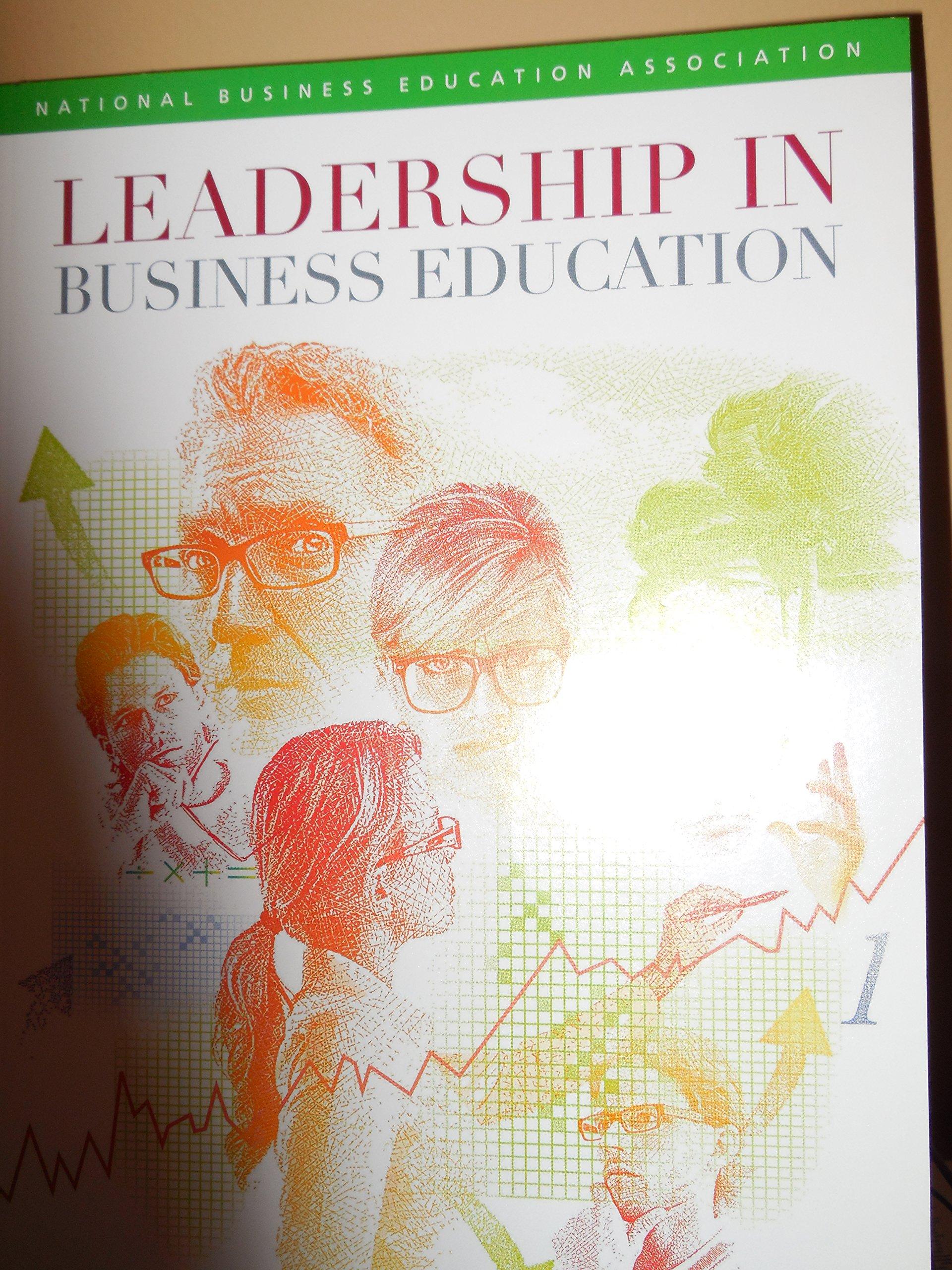 Download Leadership in Business Education pdf epub