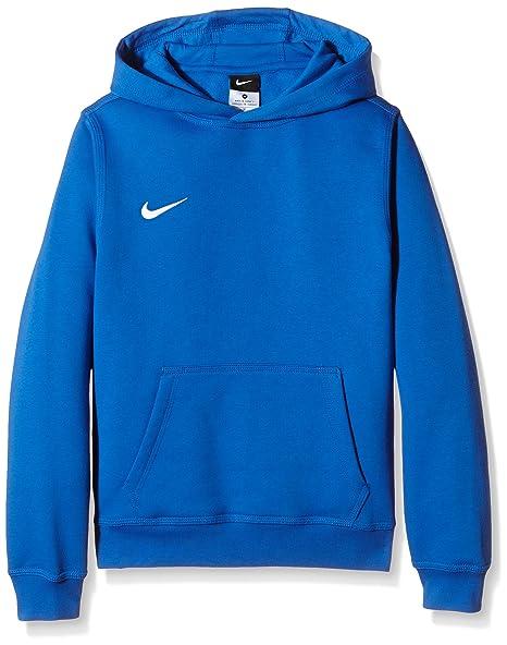 Nike Team Club Felpa da bambino con cappuccio Bambini Sweatshirt Team Club