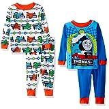 Amazon Price History for:Thomas the Train Boys' 4-Piece Cotton Pajama Set with Choo