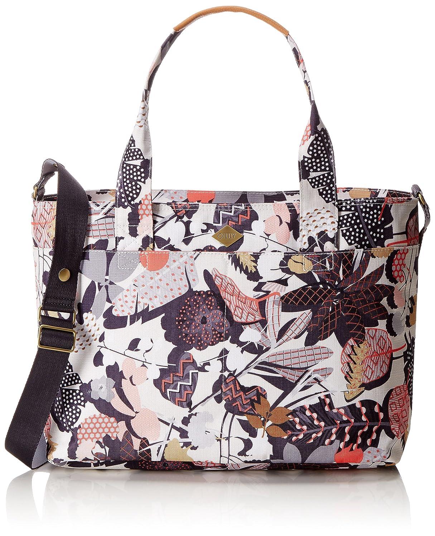 Damen Diaper Bag Schultertasche, Pink (Pink Flamingo), 16x31x42 cm Oilily