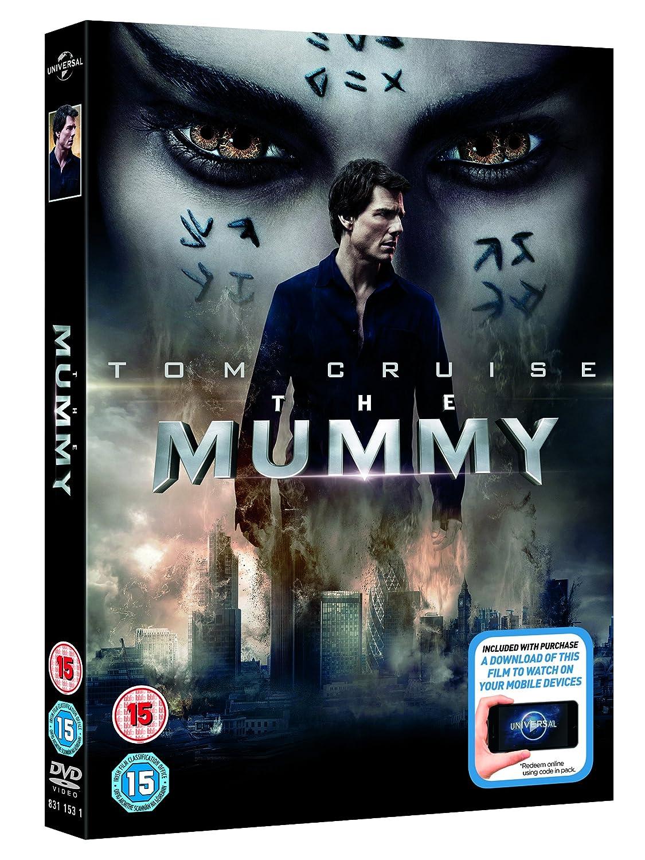 Uk customer account create/downloader - The Mummy 2017 Dvd Digital Download Amazon Co Uk Tom Cruise Sofia Boutella Annabelle Wallis Russell Crowe Courtney B Vance Jake Johnson