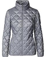 32 Degrees Heat Ladies Packable Jacket At Amazon Women S