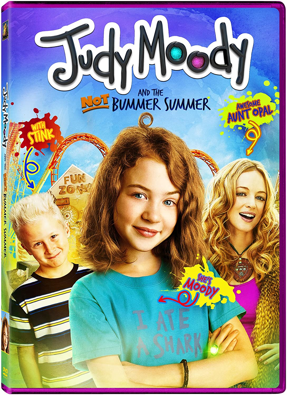 Amazon.com: Judy Moody and the NOT Bummer Summer: Heather Graham, Jordana Beatty, John Schultz: Movies & TV