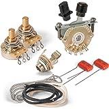 Fabulous Amazon Com Golden Age Premium Wiring Kit For Gibson Sg Musical Wiring Cloud Pendufoxcilixyz