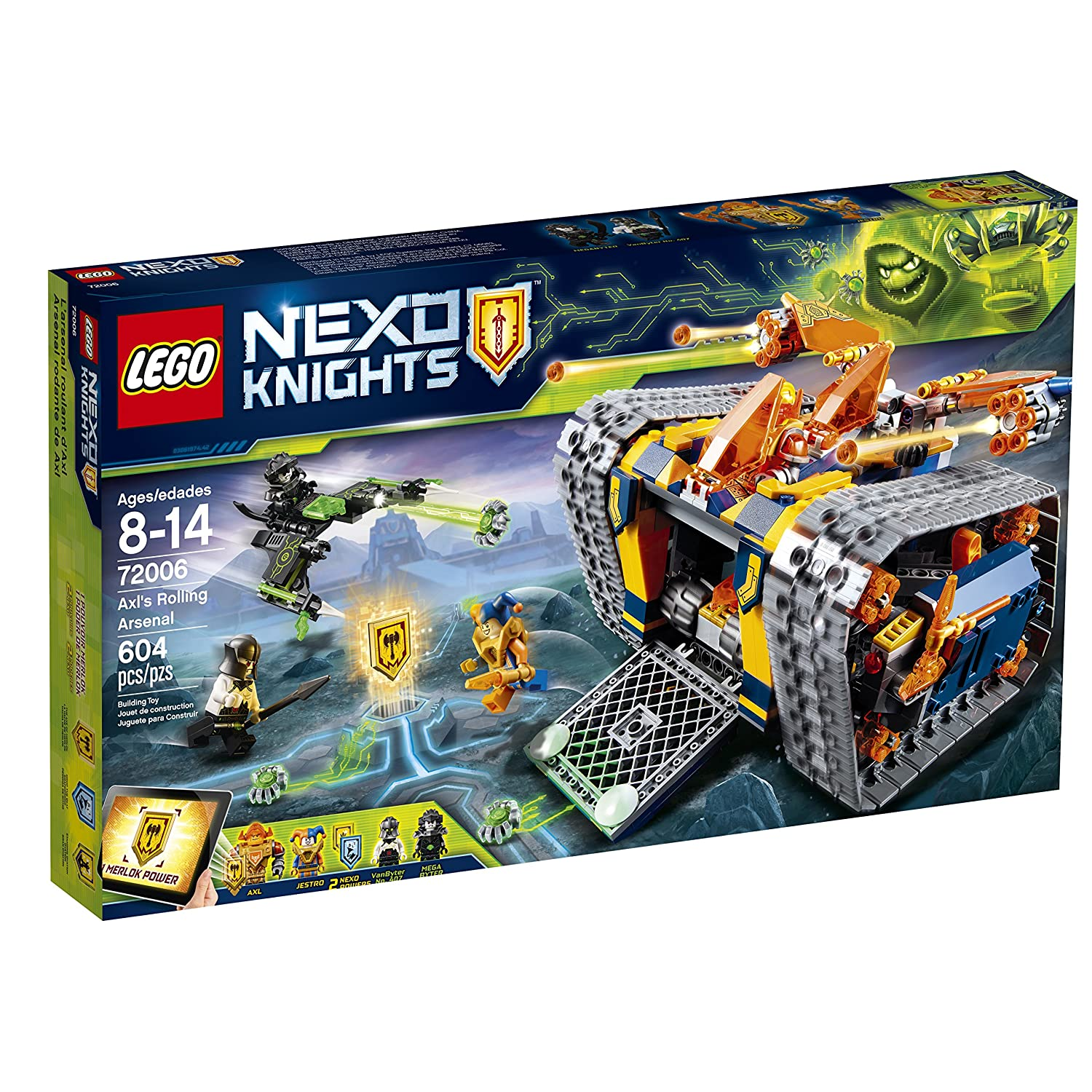 Top 9 Best LEGO Nexo Knights Set Reviews in 2021 14