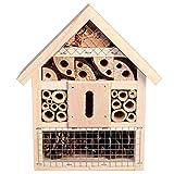 Niteangel Natural Wooden Hotel Bee Bug