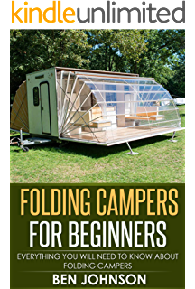 Amazon the complete vintage travel trailer restoration manual folding campers for beginners everything you need to know about folding campers fandeluxe Gallery