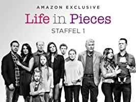 Life in Pieces - Staffel 1 [dt./OV]