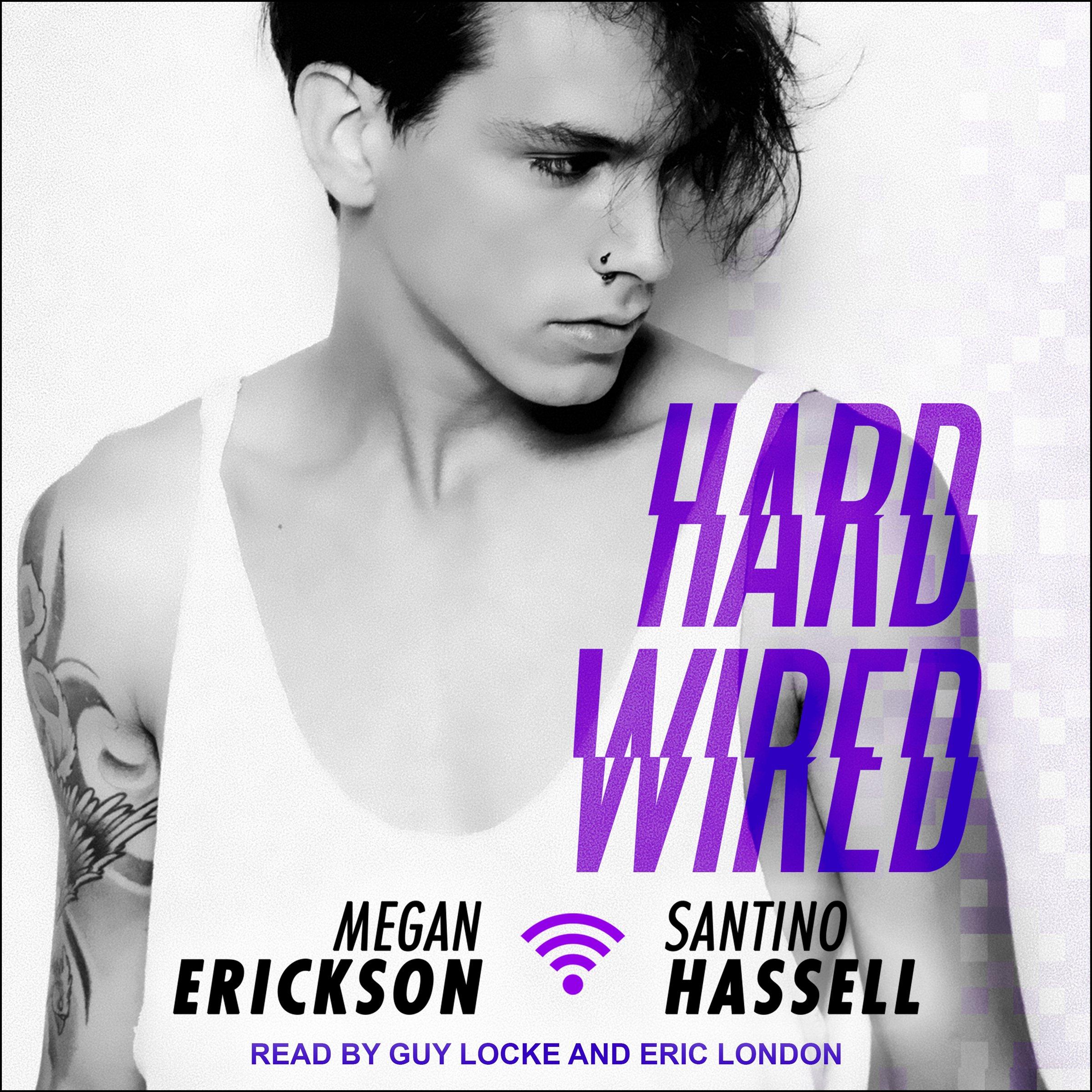 Hard Wired: Cyberlove Series, Book 3