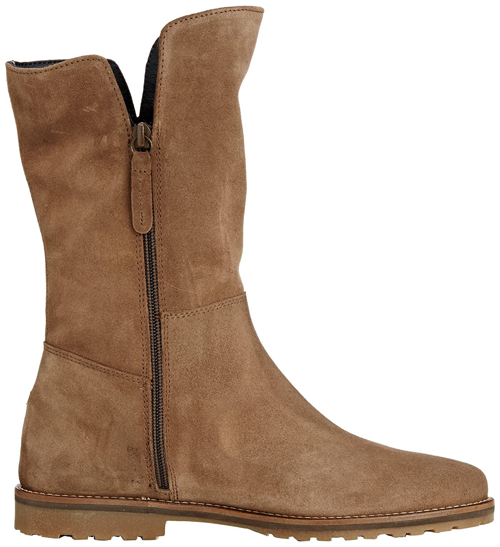 Tommy Hilfiger WENDY 4B, Damen Halbschaft Stiefel, Beige (MINK 906), 42 EU   Amazon.de  Schuhe   Handtaschen ca5a8254bc