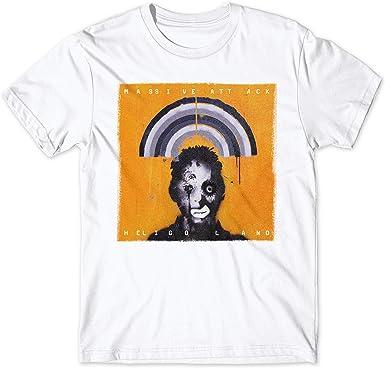 LaMAGLIERIA Camiseta Hombre Massive Attack Heligoland - Camiseta ...