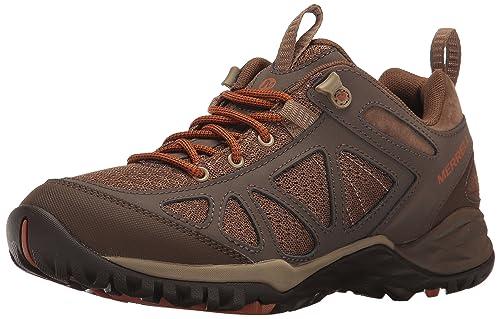 1c19ee30012e Merrell Women s Siren Sport Q2 Hiking Shoe Slate Black 8 C D US ...