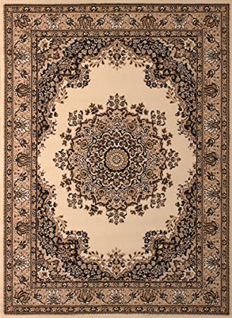 Amazon Com United Weavers Of America Dallas Floral Kirman Rug 5 X
