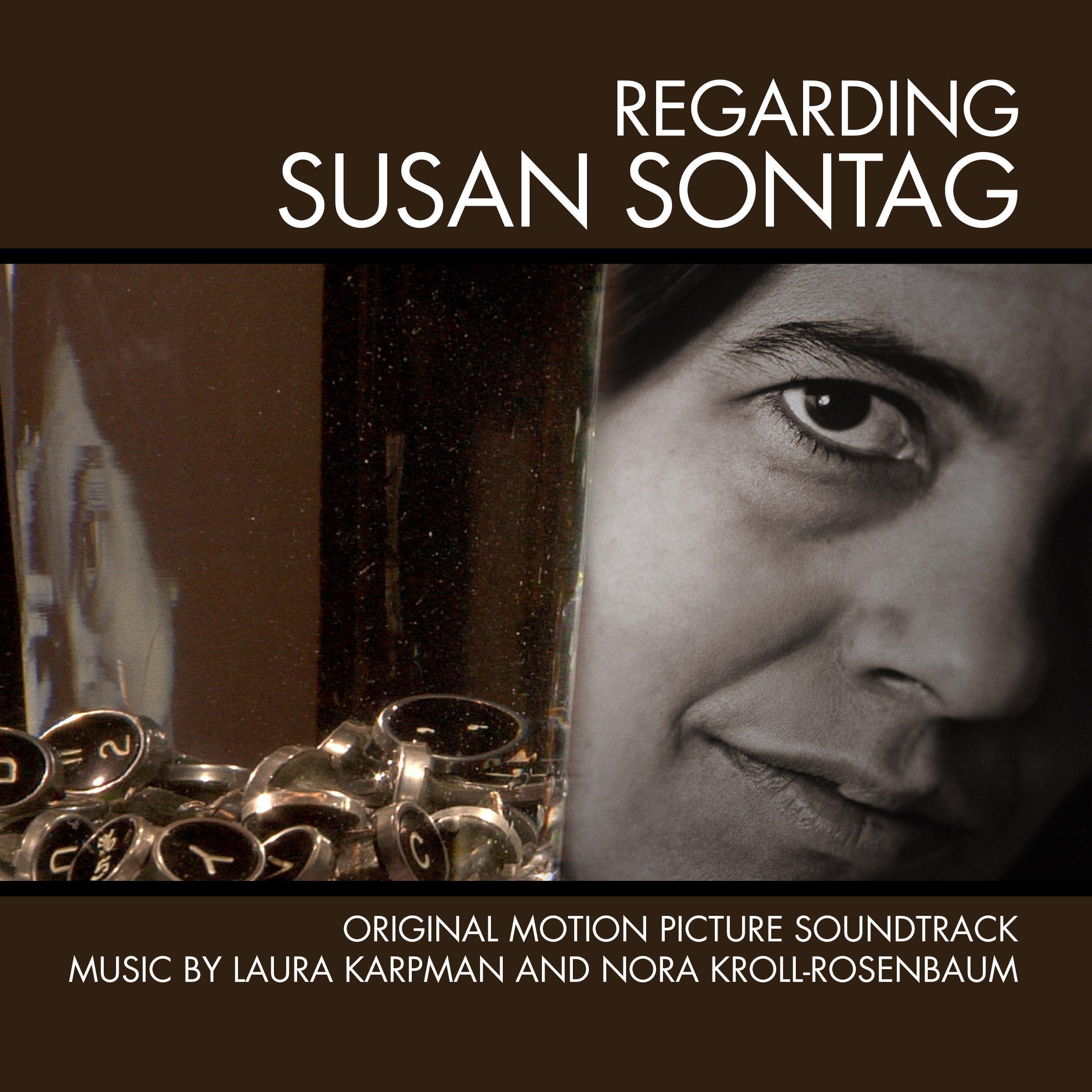CD : VARIOUS ARTISTS - Regarding Susan Sontag (original Soundtrack) (CD)