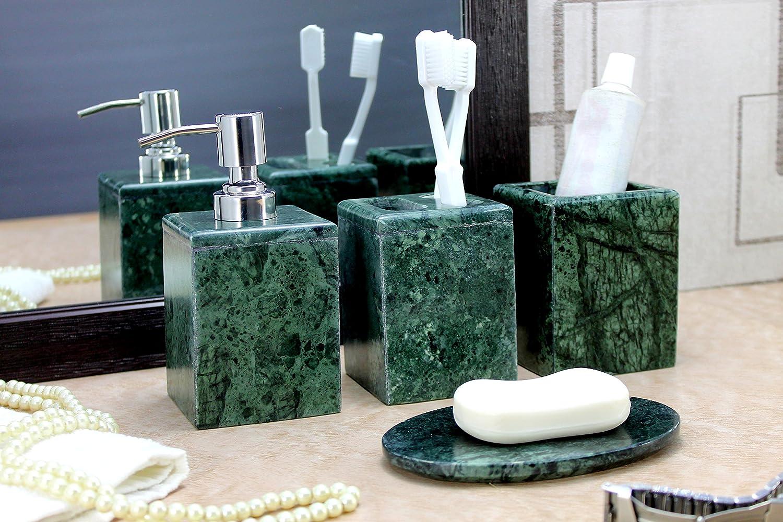 Accessori Da Bagno Di Lusso : Set accessori bagno di lusso kleo da pezzi include dispenser