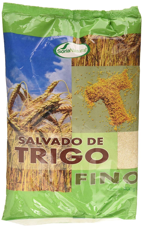 Soria Natural Salvado Trigo Fino - 800 gr: Amazon.es: Salud y ...