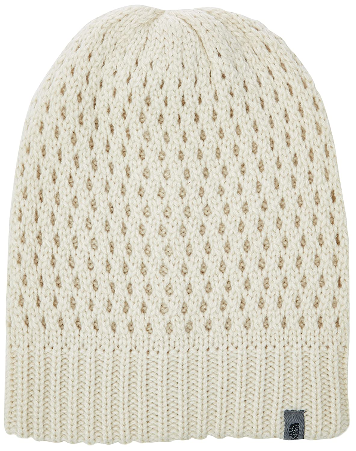 The North Face Shinsky Beanie - Gorro  unisex, color blanco, talla OS